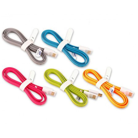 Kucipa Colorful 100cm Micro USB Cable - کابل میکرو یو اس بی کیوسیپا رنگی 100 سانتی متری