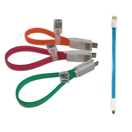 Kucipa Light LED 23cm Micro USB Cable - کابل میکرو یو اس بی کیوسیپا چراغ دار 23 سانتی متری