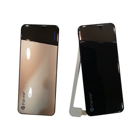 Parmp MPB-V55 5500mAh-Micro USB Powerbank - پاوربانک پارمپ مدل MPB-V55 با ظرفیت 5500 و کابل میکرو یو اس